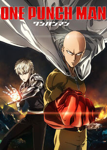 One Punch Man TV Anime Key Visual
