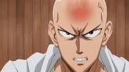 Saitama's red head