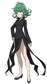 Tatsumaki full appearance
