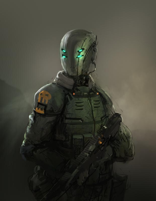 Render Dc Original Sci Fi Soldier Alien Soldier Photo Shared By ...