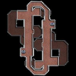 Minimap Twisted Halls 01