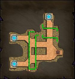 Breakneck Triad Map