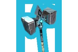 Weapon Dwarven Hammer