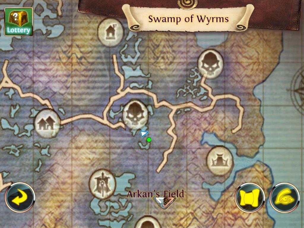 BloodyDogSwampMap