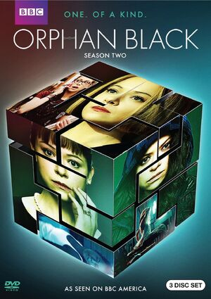 OB Season 2 DVD