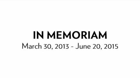 Orphan Black S1 - S3 In Memoriam