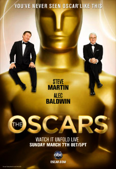 82nd Academy Awards poster