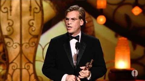 Aaron Sorkin Wins Adapted Screenplay 2011 Oscars