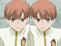 YoungHikaru&Kaoru