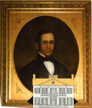Asa Wolverton portrait
