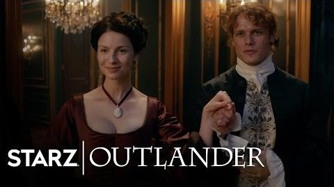 Outlander Ep. 204 Clip Dinner is Served STARZ
