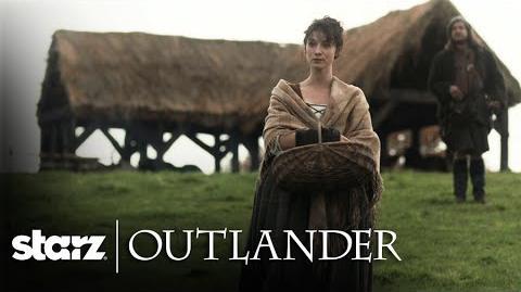 Outlander - 4 Droughtlander- Rupert & Claire Extended Scene - STARZ