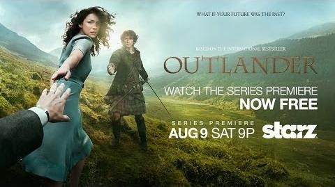 Outlander Season One Series Premiere - TV-MA STARZ