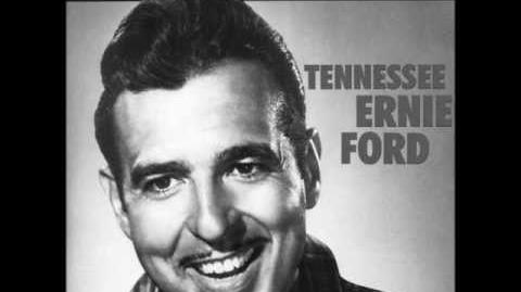 Tennessee Ernie Ford - Sixteen Tons - 1955 - vinylrip