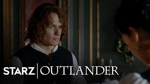 Outlander Ep. 202 Clip Meeting with Charles STARZ