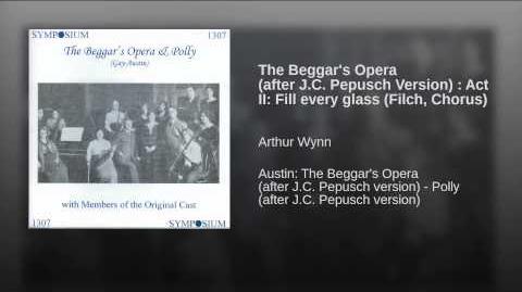The Beggar's Opera (after J.C