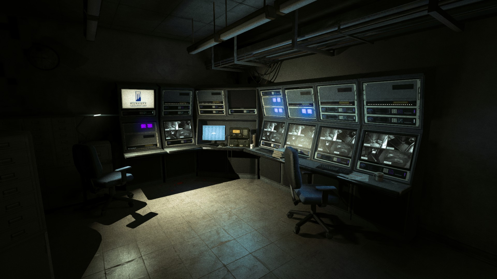 Image Control Console In Prison Chapter Png Outlast