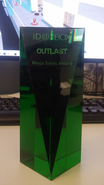 Outlast Mega Sales Award