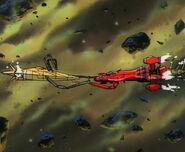 El Dorado vs Outlaw Star Grappler Arms