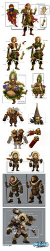 OL2 Character Concept Art