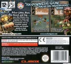 OLM Back Cover