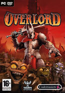 Overlord PC PEGI Box Art