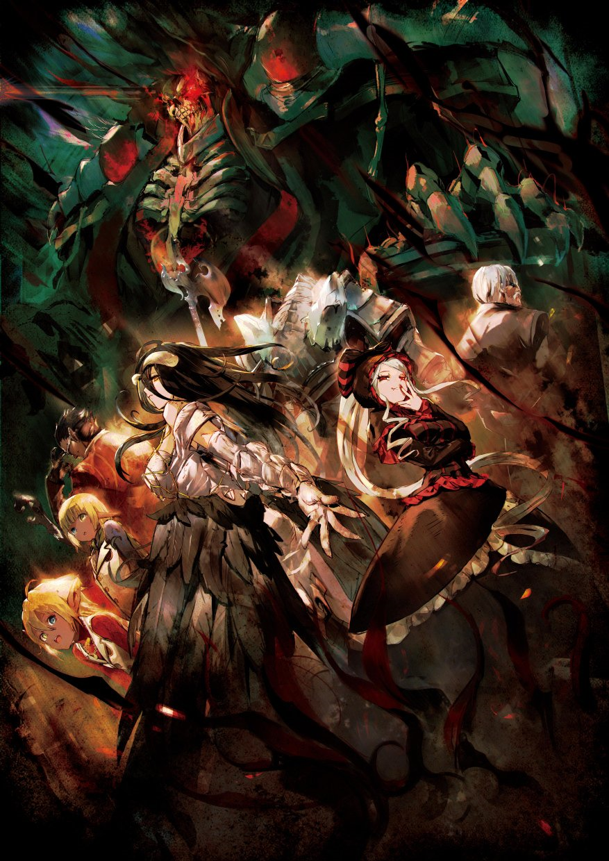 light novel overlord pdf