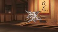 Genji chrome shuriken