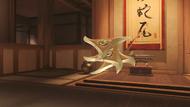 Genji younggenji golden shuriken