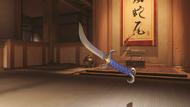 Genji bedouin wakizashi