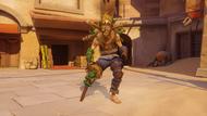 Junkrat scarecrow