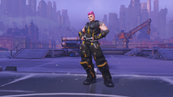 Zarya midnight