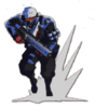 Soldier 76 Spray - Move