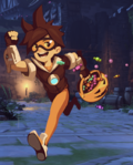 Tracer Spray - Trick Or Treat