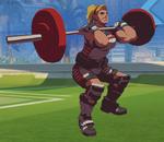 Zarya Spray - Weightlifting