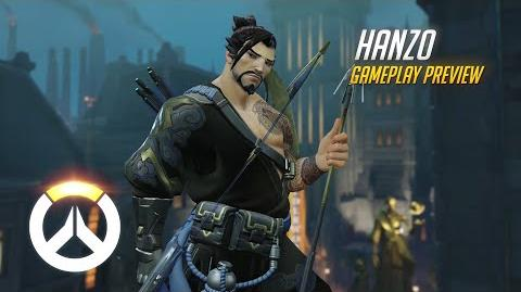 Hanzo Gameplay Preview
