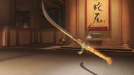 Genji nomad golden dragonblade