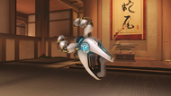 Symmetra utopaea photonprojector