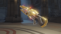 Widowmaker classic golden widowskiss