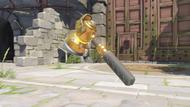 Torbjörn trekronor golden forgehammer