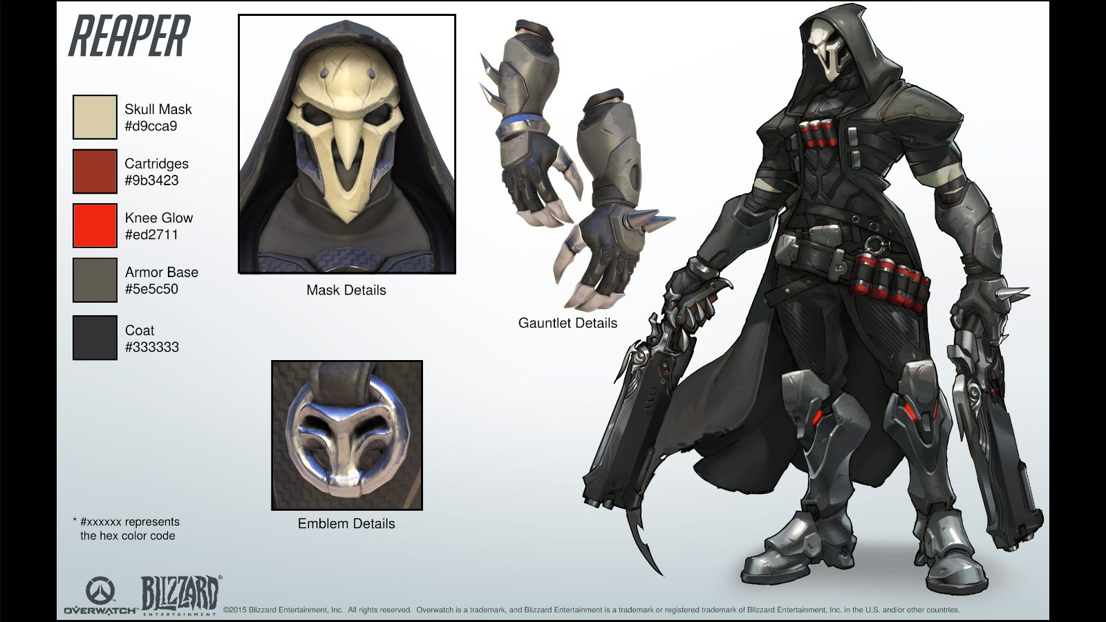 Overwatch Reaper Related Keywords & Suggestions - Overwatch Reaper ...