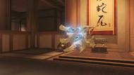 Genji nomad golden shuriken