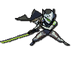 Genji Spray - Pixel