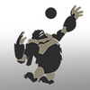 Pi volleyball