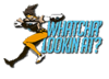 Tracer Spray - Whatcha Lookin At