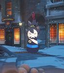Winter Wonderland - Hanzo - Ornament spray