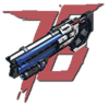 Soldier 76 Spray - Rifle