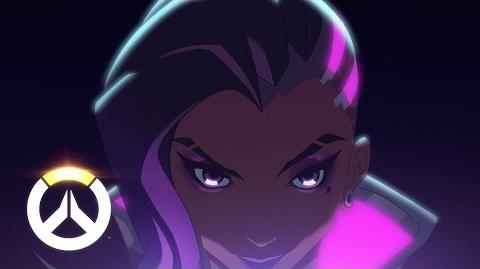 NEW HERO – COMING SOON Sombra Origin Story Overwatch