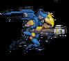 Pharah Spray - Pixel