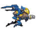 Pharah Spray - Pixel